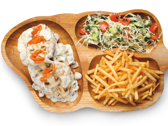 Shepherd's platter