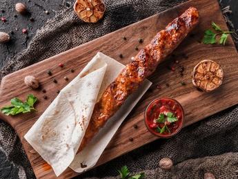 Kebab de pui