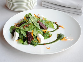 Vitamin Overdose salad