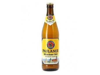 Paulaner nefiltrată (fără alcool )