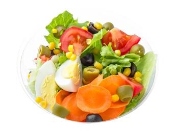 Golden Bowl salad