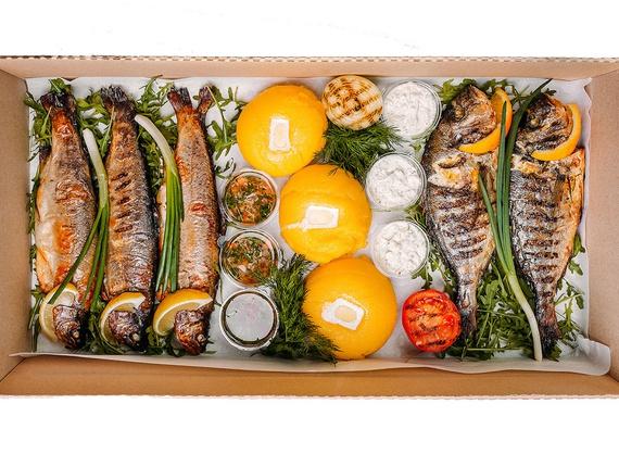 Рыбный big Box