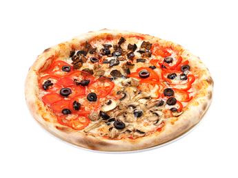 Pizza small Quattro vegetariano