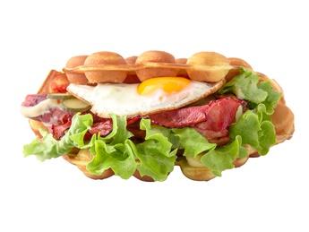 Bubble Egg & Bacon