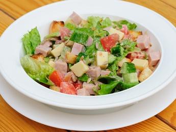 Chekanski salad