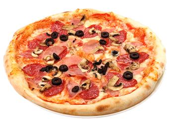 Pizza medium Siciliana