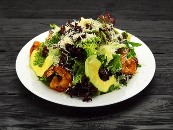 Mix-salad Avocado