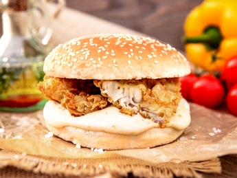 Fish Burgher