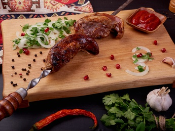Calf tongue (wet weight)
