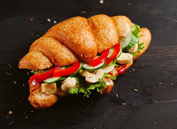 Croissant Vegan