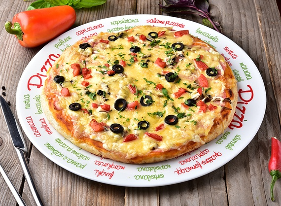 Pizza Pan Avenue