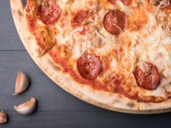 Пицца Un Bacio