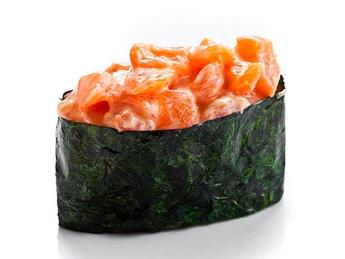 Гункан Sake