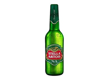 Stella Artois without alcohol