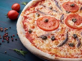 Pizza Anșoa