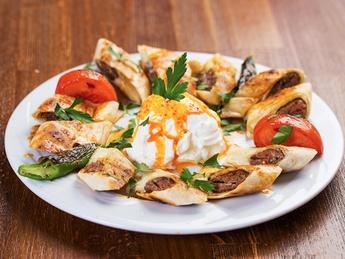 Beyti Kebap / Beiti kebab