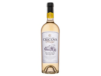 Cricova Sauvignon Prestige 2012