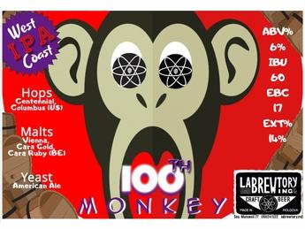 100th Monkey West Coast IPA