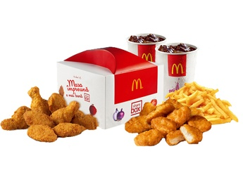 Share Box 8 McNuggets