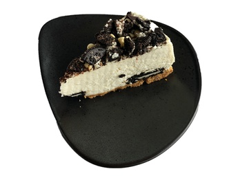 "Cheesecake with ""Oreo"""