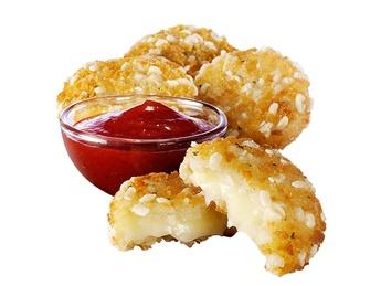 Rondelele cu brânză Camembert 4 bucăți