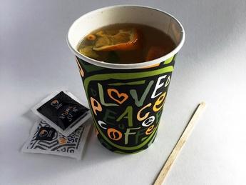 Yellow Honey Tea