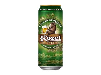 Velkopopovicky Kozel Bohaty Chmel 0,5l