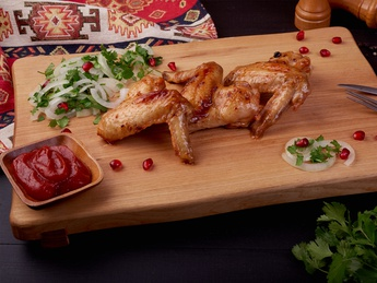 Chicken Wings (Raw Weight)