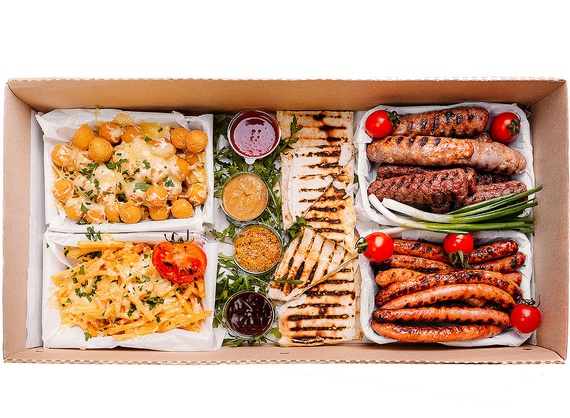 Колбаски big Box