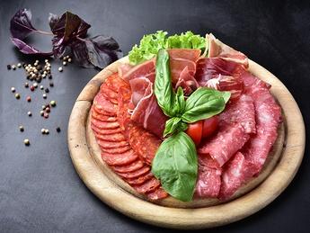 Sausage appetizer