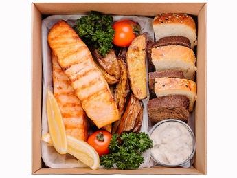 Fish Egoist Box