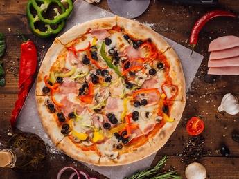 Пицца Quatro stagioni