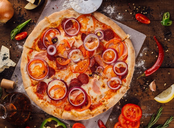 Пицца Țărănească