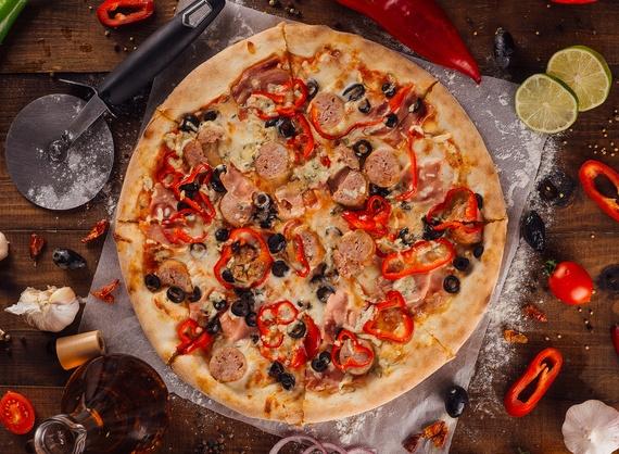 Пицца Rustica