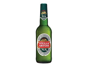 Stella Artois blonde non-alcoholic