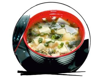 Miso soup classic