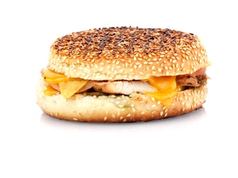 Sandwich Toasted chicken