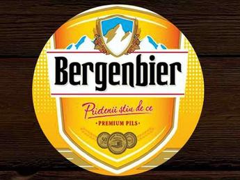 Bergenbier blonde filtered