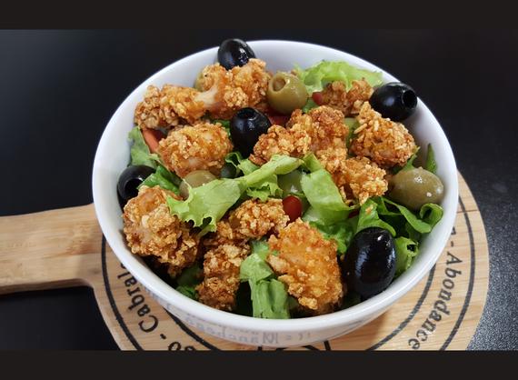 Салат крокант