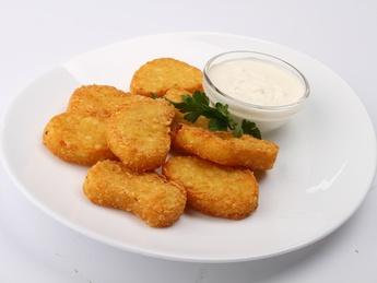 Картофельные дранники