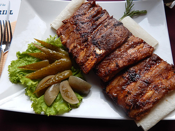 Coaste de porc (produs la greutate)