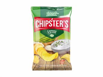 Chipster's Smântână 70g