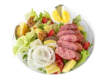 Wurster salad