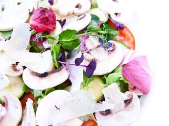 Salată-carpaccio din legume
