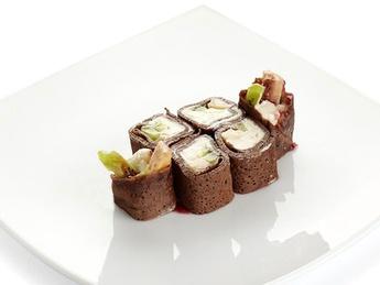 Mousse de ciocolată Morimoto