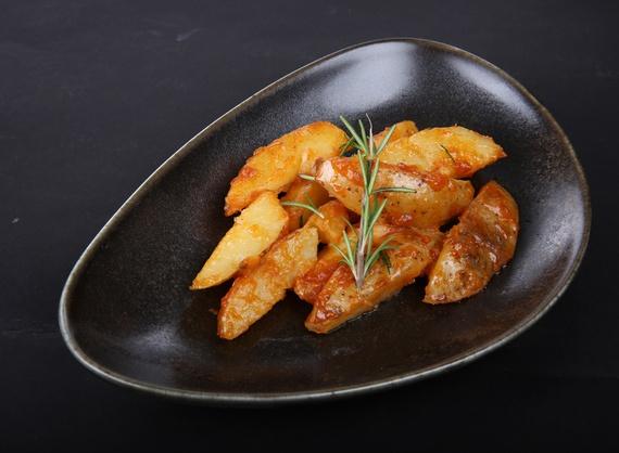 Chili rosemary potatoes