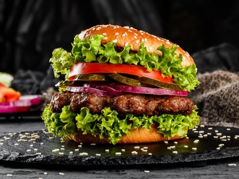 Chef's burger vită