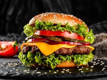 Cheeseburger de vită