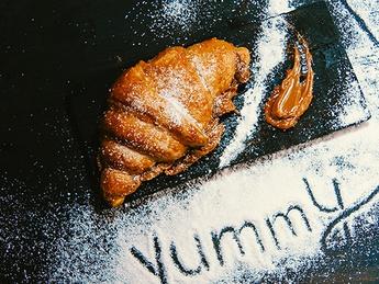 Croissant Milk'n'coco