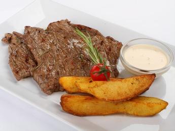 Beef  languette